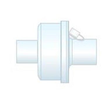 Filtr oddechowy Altech® bakteryjno-wirusowy o zmniejszonej przestrzeni martwej  dla dorosłych