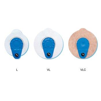 Elektrody Ambu Blue Sensor L, VL oraz VLC (Rejestracja zdarzeń, Holter, IOK)
