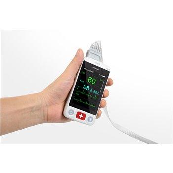 BeneVision TM80 - system telemetrycznego monitorowania pacjentów