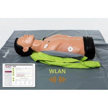 AmbuMan Defib (Wireless) -...