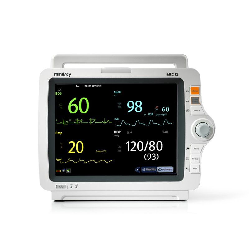 Monitory pacjenta iMEC 8/10/12