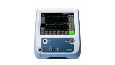 Postępy w terapii tlenowej noworodków - Respirator SLE6000